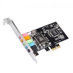 PCI-E 5.1 κάρτα ήχου, No brand / DEL-17402