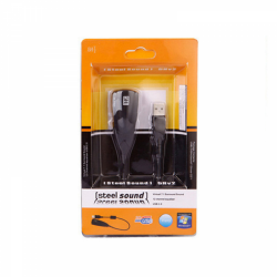 USB κάρτα ήχου , No brand, 7.1 5Hv2/ DEL-17404