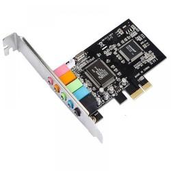 Κάρτα ήχου 5.1 channels No Brand CMI 8738 PCI-E / DEL-17483