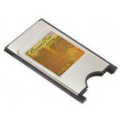 Laptop No brand PCMCIA Compact Flash CF Card Reader προσαρμογέας/ DEL-17489