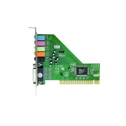 PCI κάρτα ήχου, No brand, 5.1/ DEL-17491