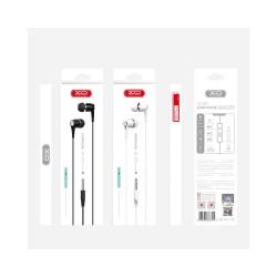 XO WIRED EARPHONES EP21 JACK 3,5mm WHITE