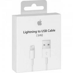 APPLE Cable USB to Lightning 1m RETAIL BOX ORIGINAL (MD818ΖΜ/Α)