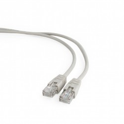 Patch Cable, U-UTP, CAT5E, Length 1 M,