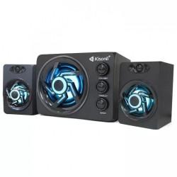 Ηχεία Kisonli TM-8000A, Bluetooth, 5W+3Wx2 USB, Διαφορετικά χρώματα - 22112