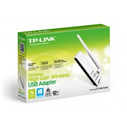 TP-LINK High Gain Wireless USB Adapter 150Mbps