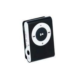 MP3 + earphones SETTY black