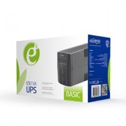"GEMBIRD ""Basic 650VA""  UPS, Shuko out sockets"