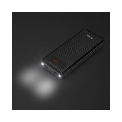 HOCO power bank 20000mAh with LCD Mige B20A black