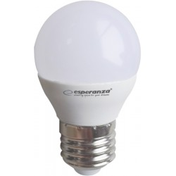 ΛΑΜΠΤΗΡΑΣ ESPERANZA LED G45 E27 6W
