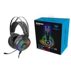 AULA GAMING HEADPHONES ECLIPSE PC / XBOX ONE /PS4