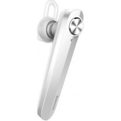 BASEUS EARPHONE WIRELESS A01 SILVER-WHITE NGA01-02