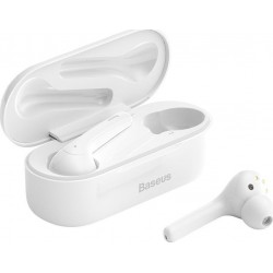 BASEUS W07 ENCOK TWS EARPHONES WHITE