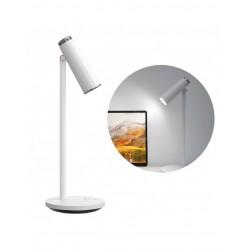 BASEUS WIRELESS OFFICE READING DESK LED LAMP 1800 MAH WHITE (DGIWK-A02)