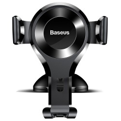 BASEUS  SUYL-XP01 CAR MOUNT OSCULUM GRAVITY BLACK