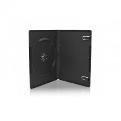 DVD BOX ΜΑΥΡΟ 7mm