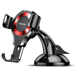BASEUS CAR MOUNT OSCULUM GRAVITY RED SUYL-XP09