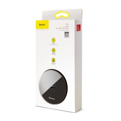 BASEUS CAHUB-F01 ROUND BOX HUB ADAPTER USB 3.0  4xUSB - BLACK