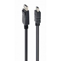 GEMBIRD CC-DP-HDMI-1M DISPLAYPORT TO HDMI 1m