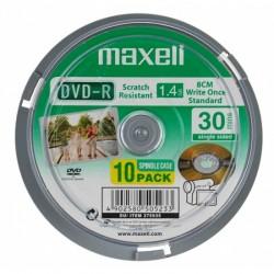 MAXELL DVD +R  8x  8.5GB  D.LAYER  (10 Tub)