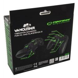 ESPERANZA GAMEPAD PC/PS3 USB VANQUISHER EGG110K