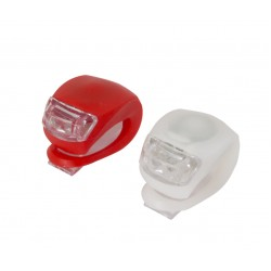ESPERANZA LED BIKE TAIL&FRONT SET LAMPS ALYA EOT011