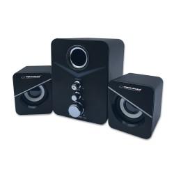 ESPERANZA SPEAKERS 2.1 USB CANCAN EP153