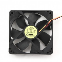 GEMBIRD  FAN  120MM  PC CASES