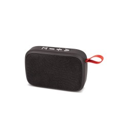 FOREVER BS-140 BLUETOOTH SPEAKER SIMPLE BLACK