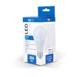 FOREVER LIGHT BULD LED 10W, COLD WHITE 6000K E27