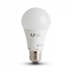 FOREVER LIGHT LED E27 A60 10W 230V 4500K 806lm