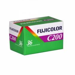 FUJICOLOR C 200
