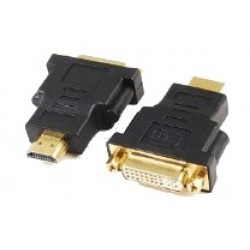 GEMBIRD A-HDMI-DVI-3 HDMI to DVI ADAPTER, DVI-female