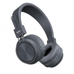 HOCO W25 WIRELESS STEREO PROMISE GREY WITH MICRO