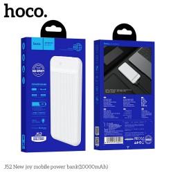 HOCO J52 POWERBANK 10000mAh 2A WHITE
