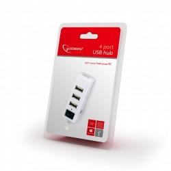 GEMBIRD HUB USB 2,0 4 PORT WITH SWITCH