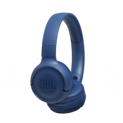 JBL TUNE 500BT, ONEAR BLUETOOTH HEADPHONES WITH EARCUP CONTROLS BLUE