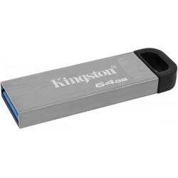KINGSTON DTKN/64GB DATATRAVELER KYSON 64GB USB 3.2 FLASH DRIVE