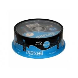 MAXELL BLUERAY  25GB  PRINTABLE (25 Tub)
