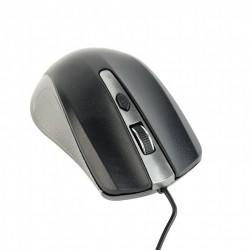 GEMBIRD MUS-4B-01-GB Οπτικό ποντίκι, USB, spacegrey / μαύρο