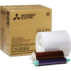 Mitsubishi CK 9069 15 x 23 cm 600 Prints