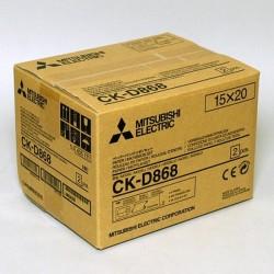 Mitsubishi CK-D 868 10x15cm & 15x20cm