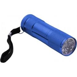 ESPERANZA EOT004M MINI ALUMINUM LED TORCH ALTAIR BLUE
