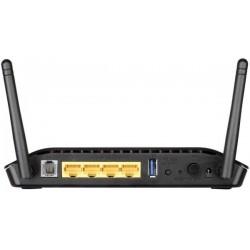 D-LINK DSL-2750B WIRELESS N300 ADSL2+ PSTN MODEM ROUTER