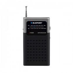 Blaupunkt PR4BK Φορητό Αναλογικό Ραδιόφωνο AM/FM 0.3w RMS (2xAA)