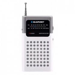 Blaupunkt PR4WH φορητό αναλογικό ραδιόφωνο AM/FM 0.3w RMS (2xAA)