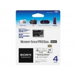 SONY CARD PRO DUO  4GB