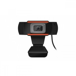 WEB CAMERA ΜΕ ΜΙΚΡΟΦΩΝΟ HD 1080P WINDOWS βλαψκ Q-L013 ANDOWL PLUG AND PLAY