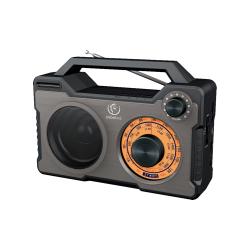 REBELTEC RODOS SPEAKER 10W BLUETOOTH FM/USB/MICROSD/AUX