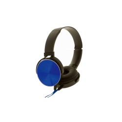 REBELTEC WIRED HEADPHONES MAGICO BLUE